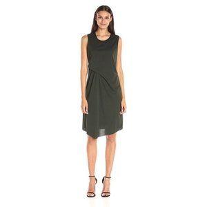 Elie Tahari ISOLDE Asymmetrical Shift Dress